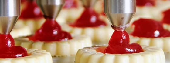 Shortbread cookies in production - NSF Supplier Assurance