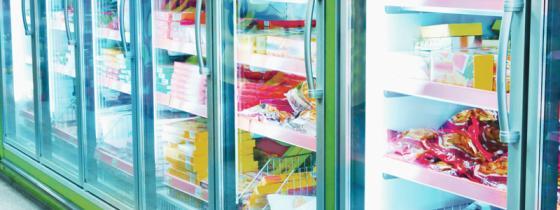 supermarket refrigerators - NSF Shelf Life Testing